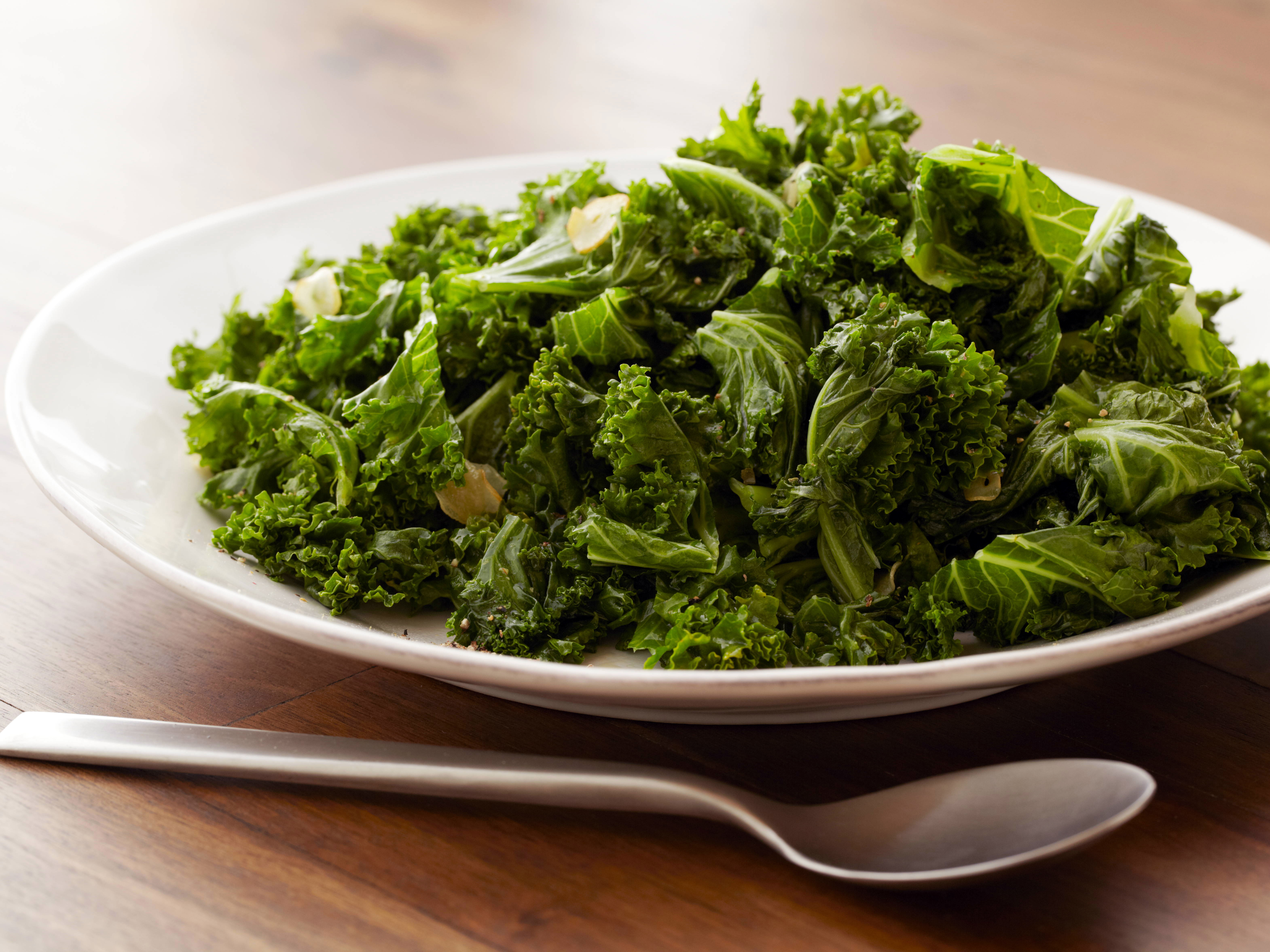 Watch 4 Greens to Add to Your Diet For Better Skin andHair video